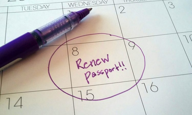 When is the best time for a passport renewal?