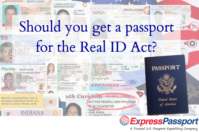 Do I need a passport for the Real ID Act